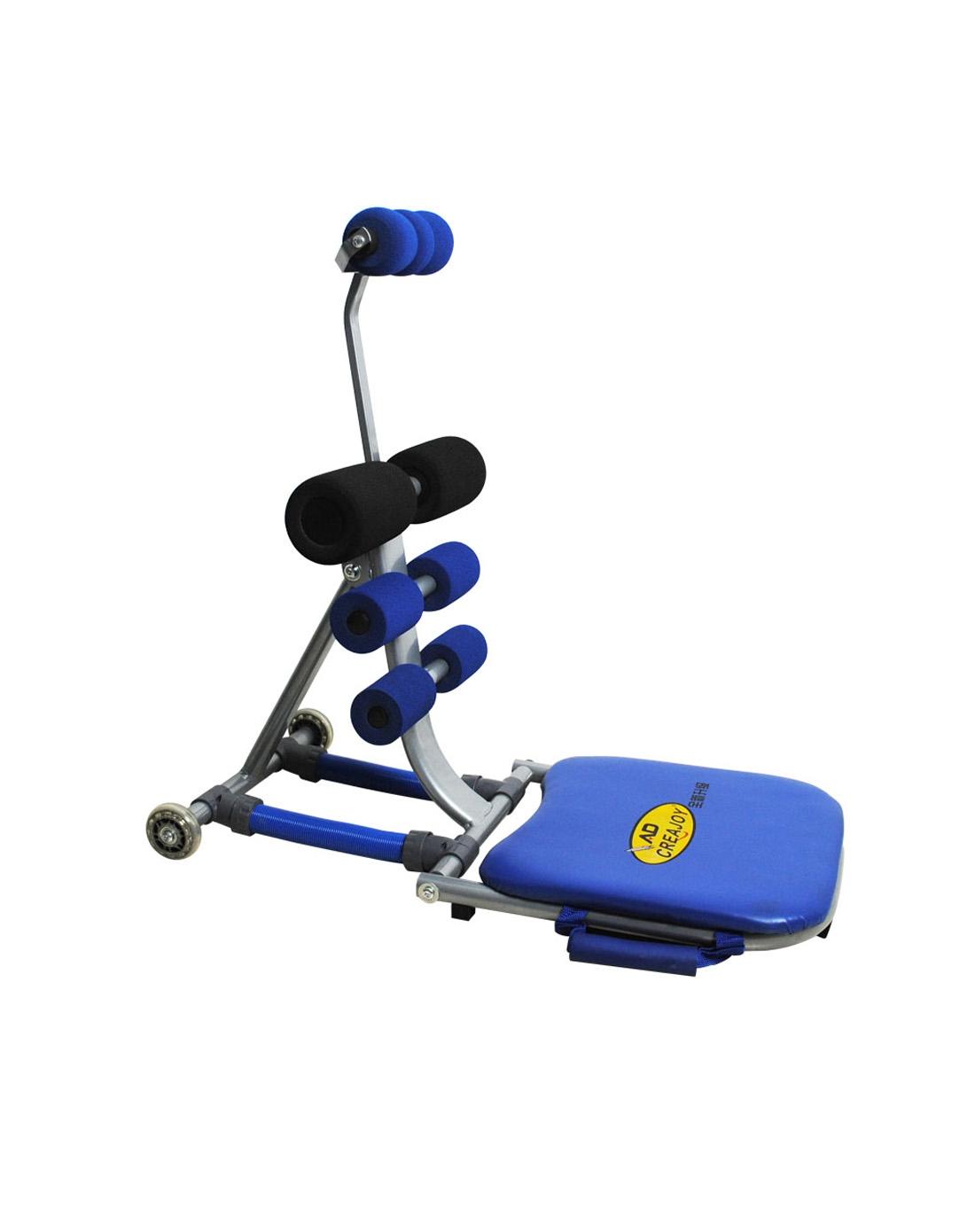 仰卧起坐减肥健身器材懒人运动收腹机-唯品会