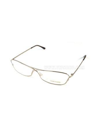 女款轻盈金丝边框眼镜架